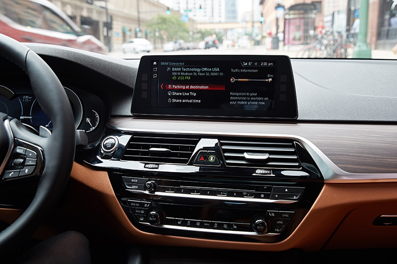 BMW Connected+