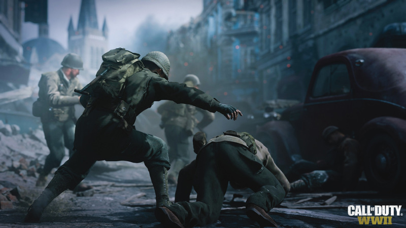 1 - Call of Duty WW2