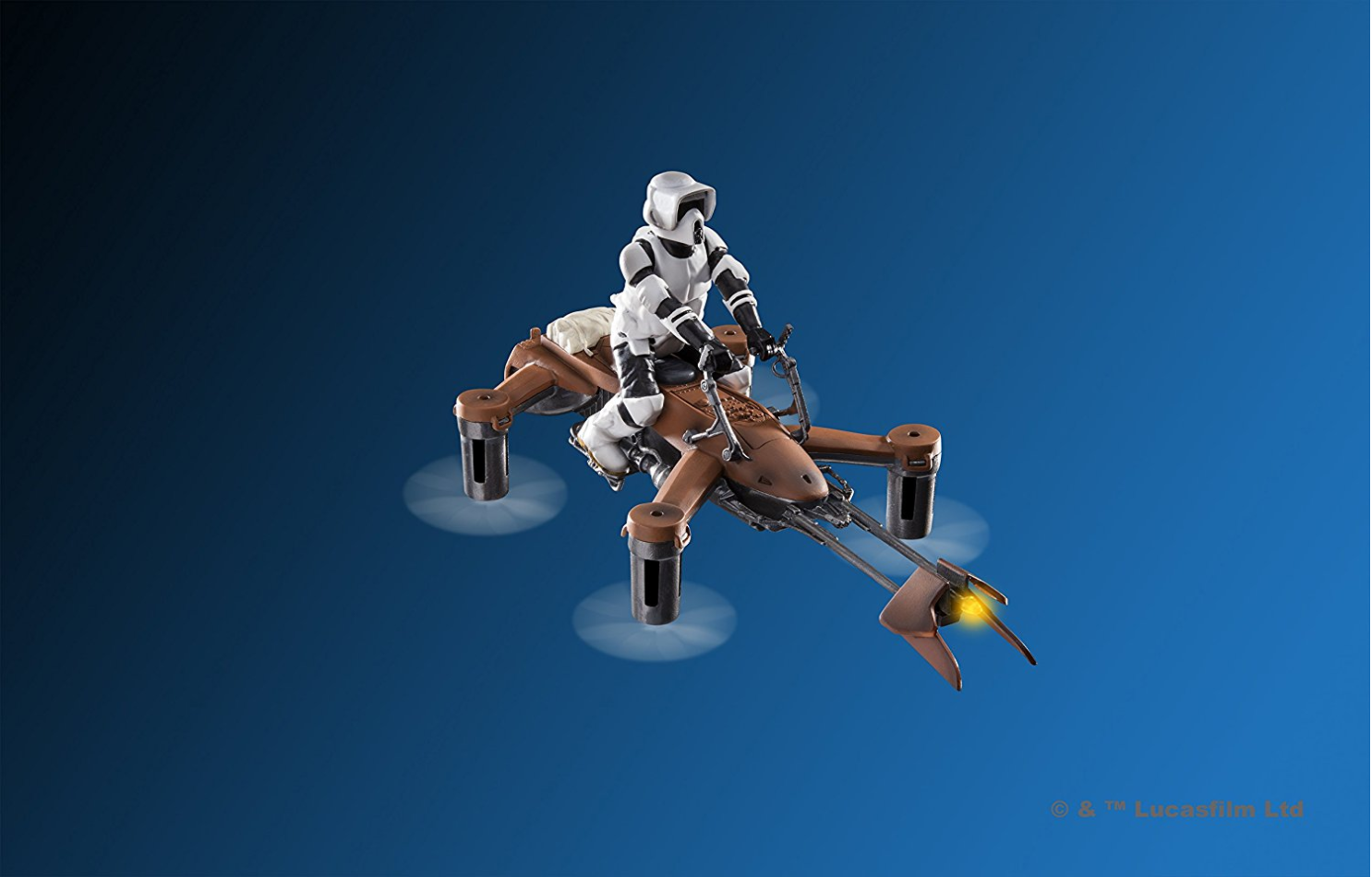 Dron Star Wars - Propel - 74-Z Speeder Bike