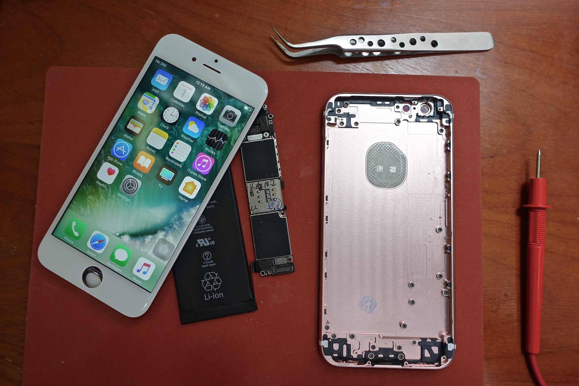 iPhone 6s reciclado
