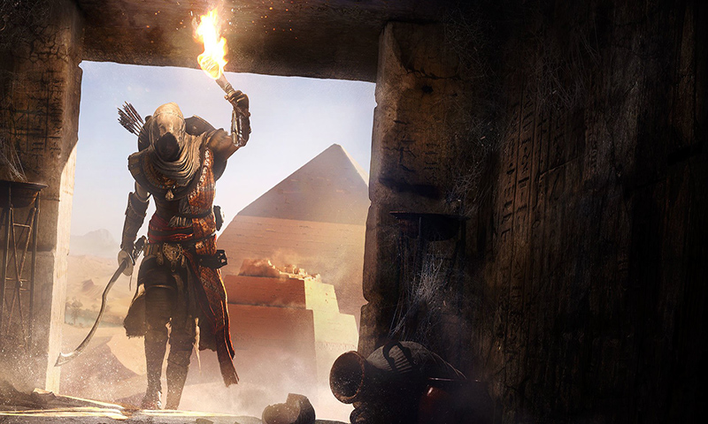 Assassin's Creed- Origins