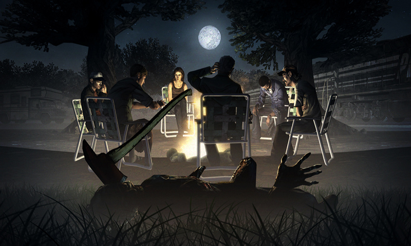 The Walking Dead- The Telltale Series Collection