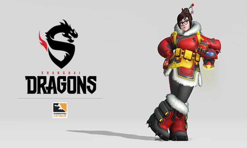 Shanghai Dragons - Overwatch League - Los equipos