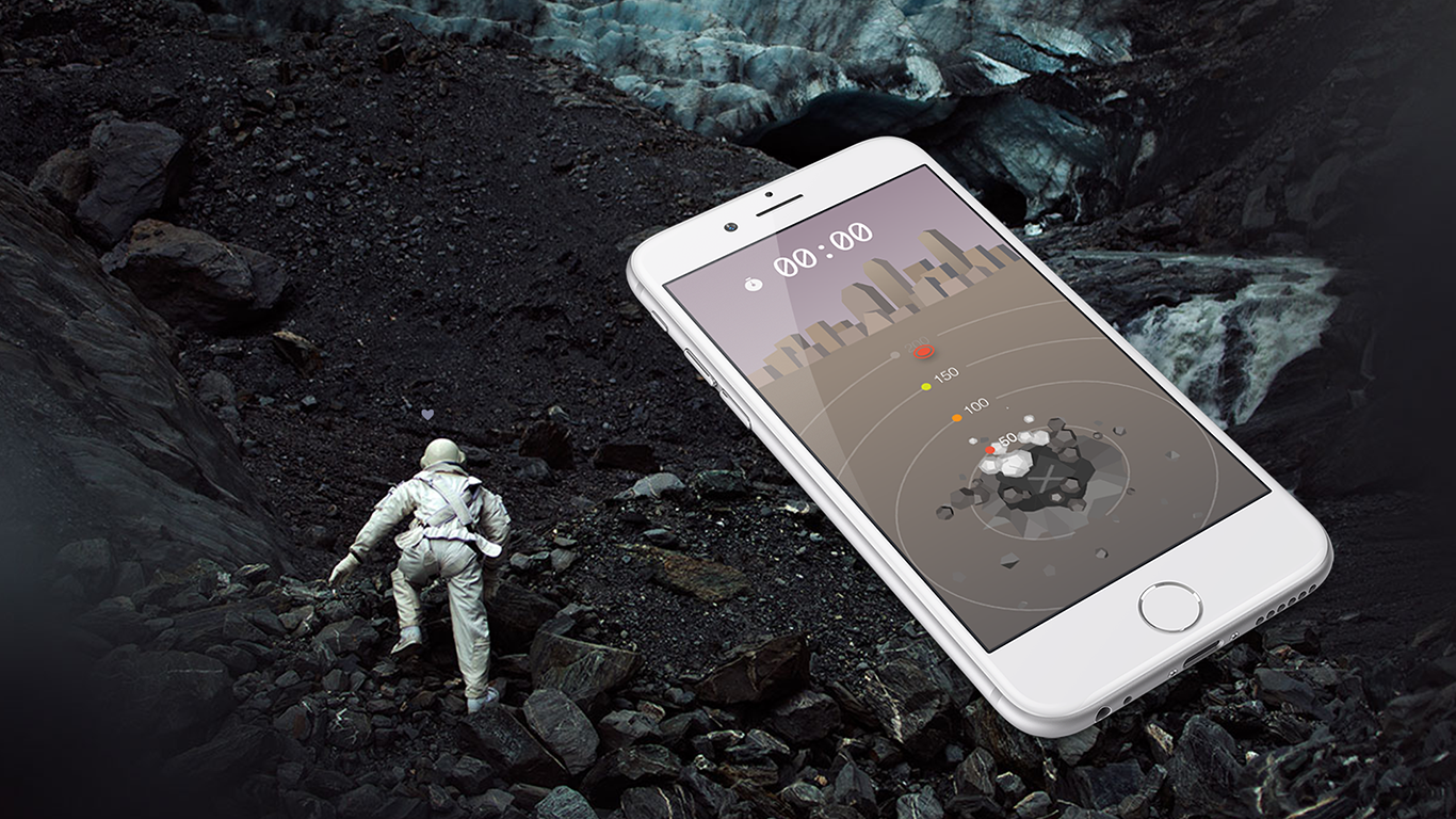 Space Nation App viajar espacio