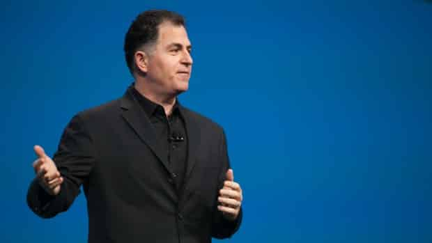 Michael Dell, fundador de Dell