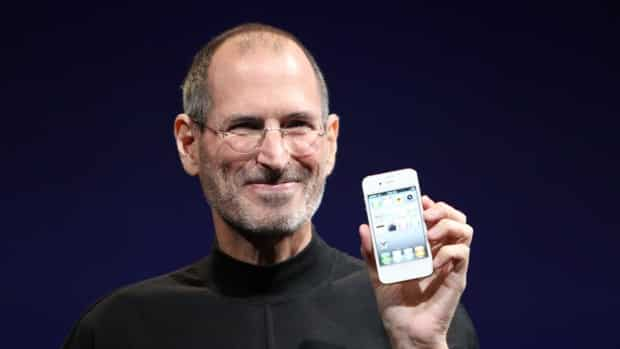 Steve Jobs, fundador de Facebook