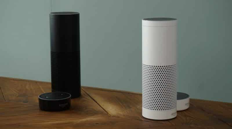 Amazon Echo: altavoz y asistente virtual