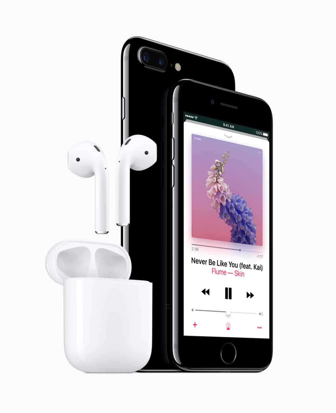 Apple AirPods iPhone 7
