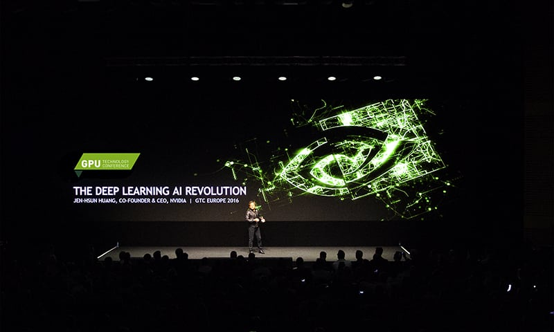Nvidia: inteligencia artificial