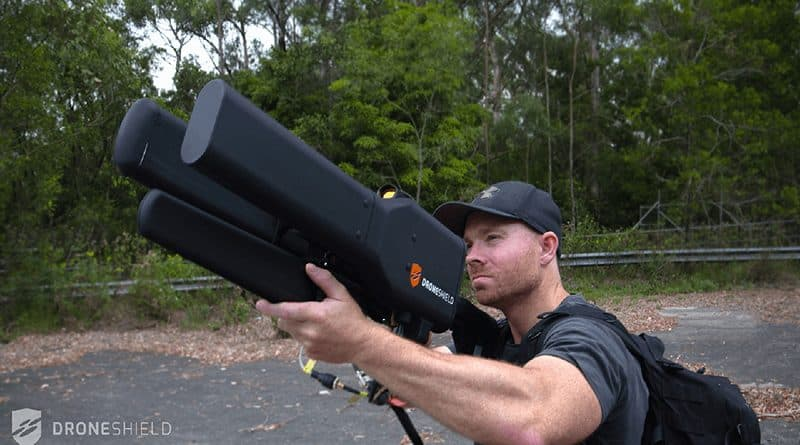 DroneGun de Drone Shield