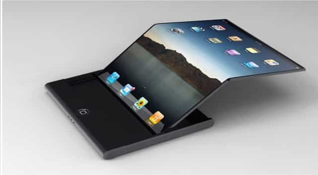 Telefonos del futuro: iPhone Flexible concept