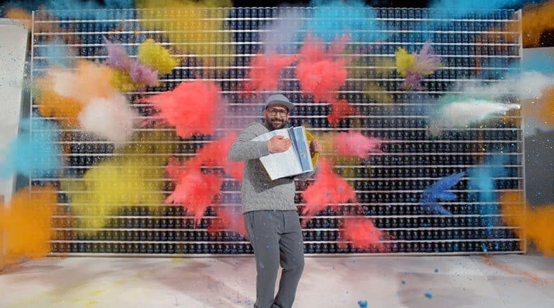 The One Moment - OK Go - Making of