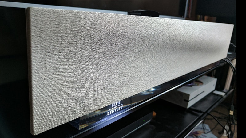 Naim Mu-So para Bentley