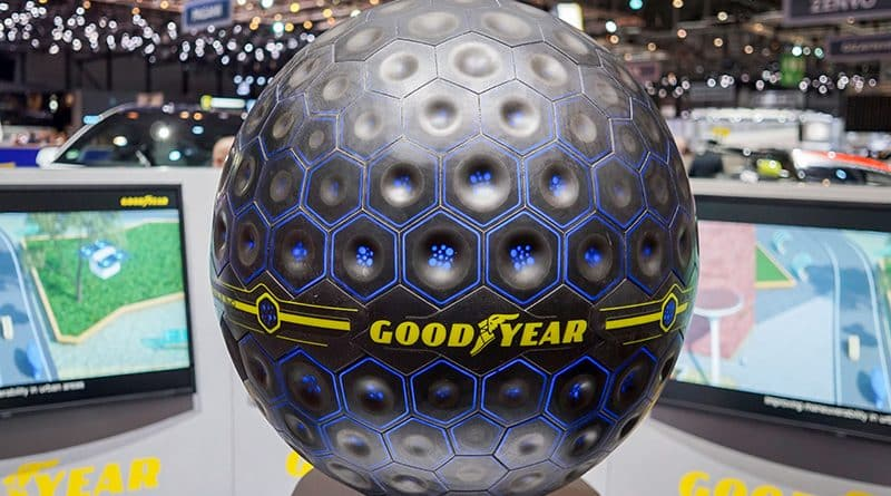 Goodyear Eagle 360 Urban