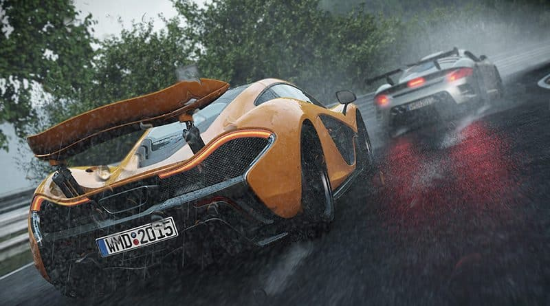 Project CARS 2 y GT Sport,