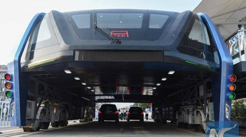 Transit Elevated Bus (TEB),