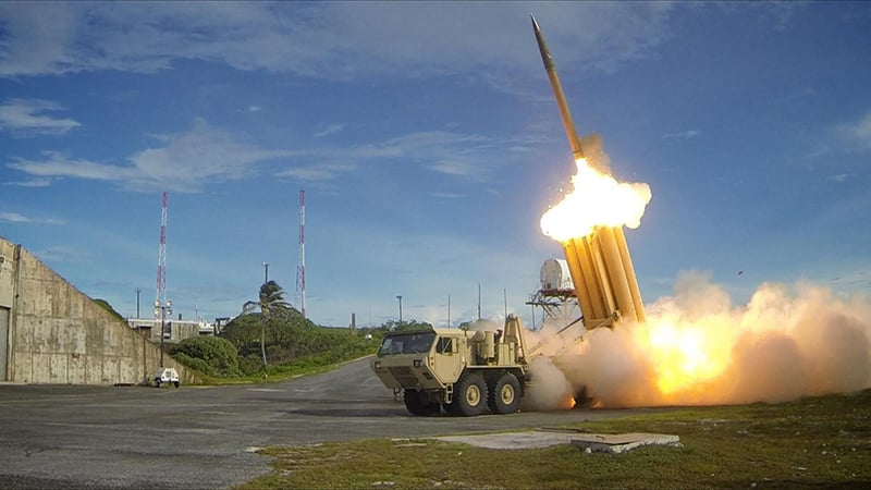Interceptores THAAD