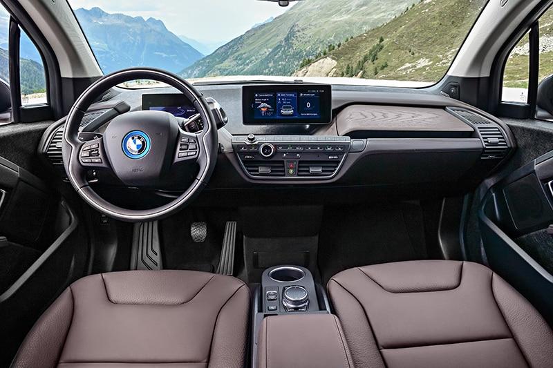 BMW i3 e i3s 2018