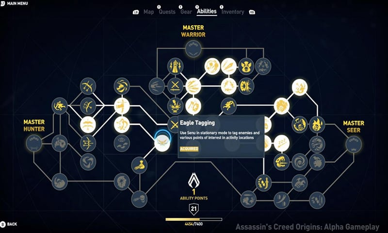 Todo lo que necesitas saber de Assassin's Creed Origins
