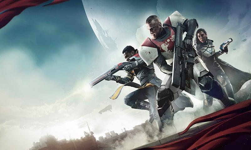 Todo lo que necesitas saber de Destiny 2