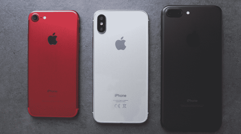 iphone 8 vs iphone 8 Plus comparativa