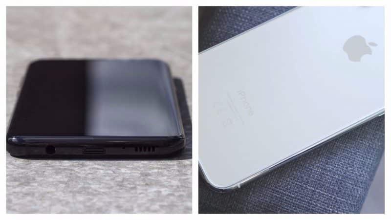 iPhone 8 vs Samsung Galaxy S8