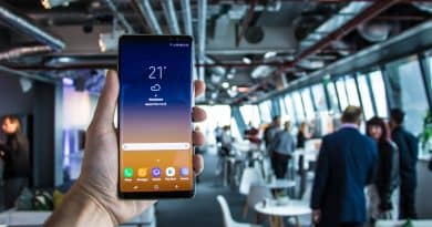 Análisis del Samsung Galaxy Note 8: Un regreso excepcional para Samsung