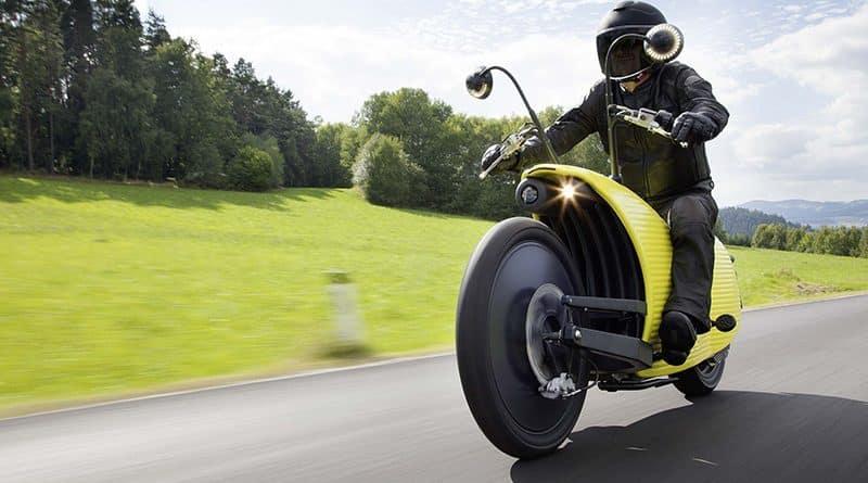 Johammer moto eléctrica