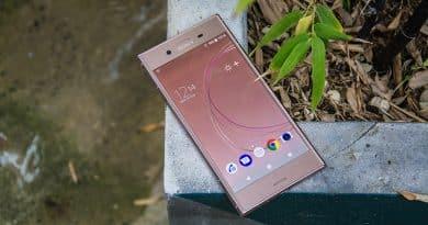 Sony Xperia XZ1: Un móvil interesante que se encuentra en terreno de nadie