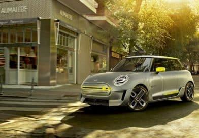 Así luce el Mini eléctrico que nos tiene preparado BMW