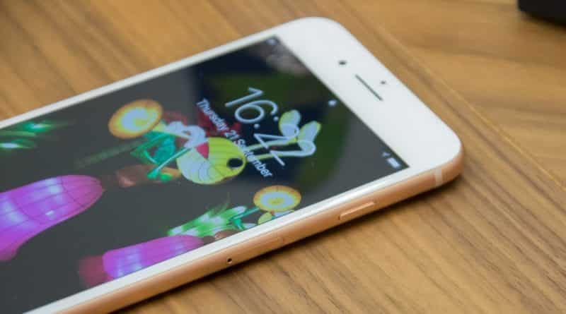 Análisis Apple iPhone 8 Plus