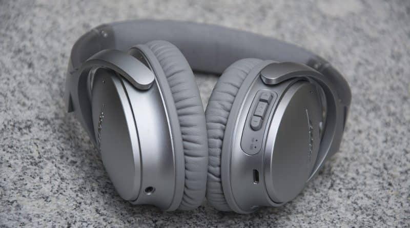 Auriculares Bose QuietComfort 35