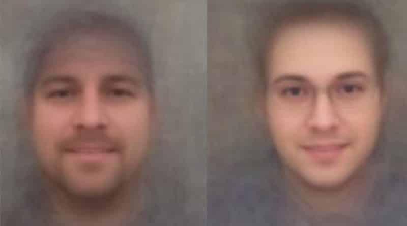 Reconocimiento facial gay