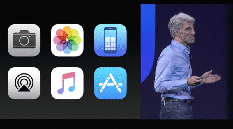 iOS 11: características