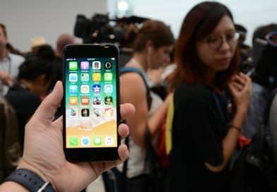 iPhone 8: así es el 'hijo mediano' de la nueva familia de Apple