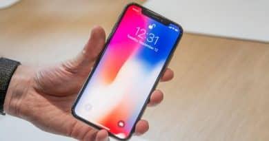 Apple iPhone X: problemas con proveedores podrían retrasar las entregas hasta 2018