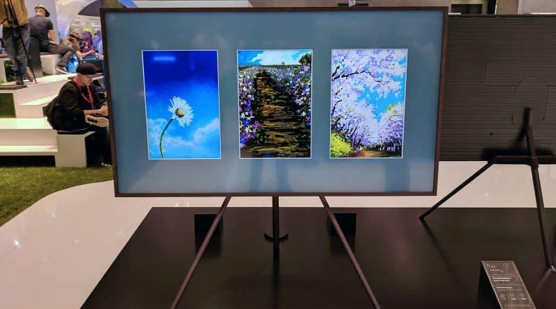 Frame TV de Samsung
