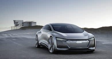 Audi Aicon: El camino hacia el coche autónomo