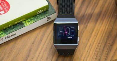 Fitbit Ionic: Gran batería y diseño pero, ¿es un smartwatch?
