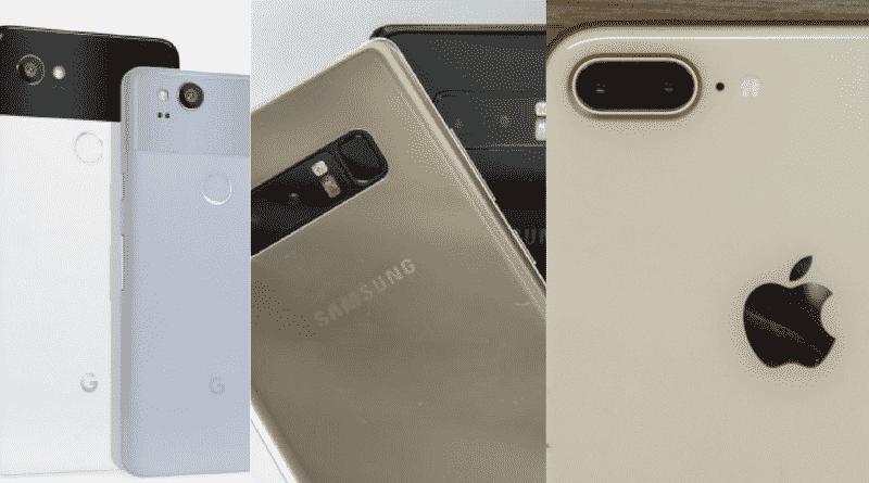 smartphones con mejor cámara 2017