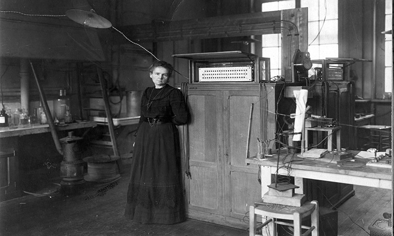 Mujeres galardonadas en los Premios Nobel