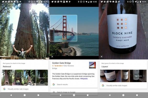 Google Lens Google Pixel 2 XL