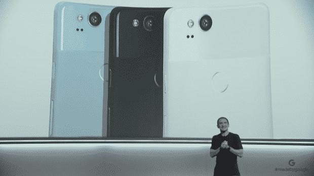Google Pixel 2 y Pixel 2 XL