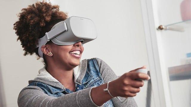 Oculus anuncia el casco virtual Oculus Go