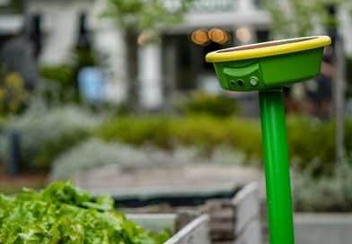 Este robot cultivará tu jardín
