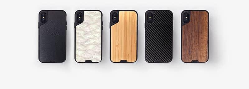 Funda Mous Limitless para iPhone X