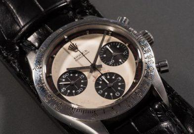 El Rolex de Paul Newman: El reloj más caro de la historia