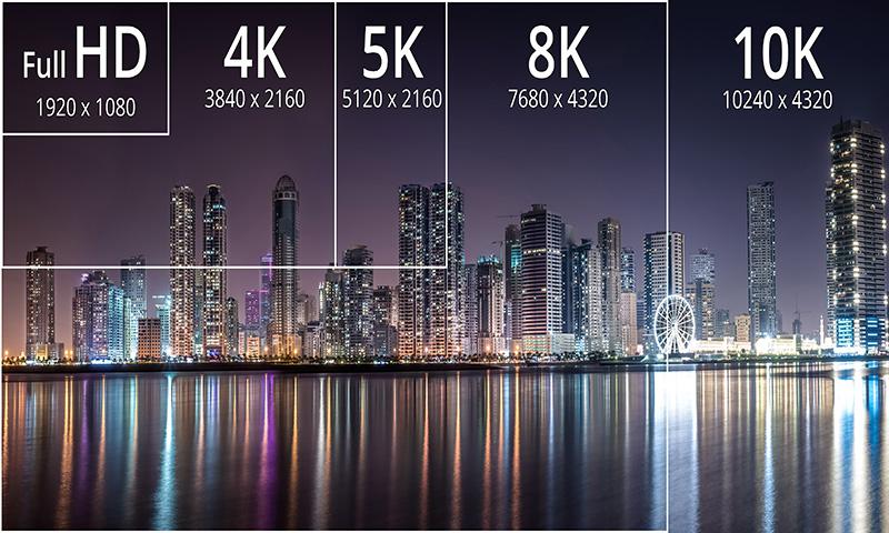 HDMI 2.1 llega con soporte de 10K