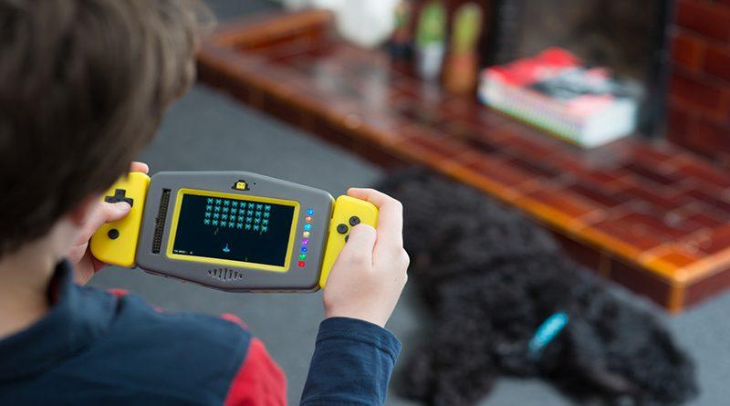 Pip es como una Nintendo Switch bajo la tecnologíaa de Raspberry Pi