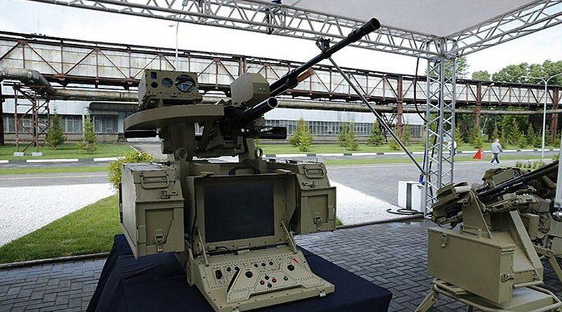Los robots tomarán las armas por nosotros